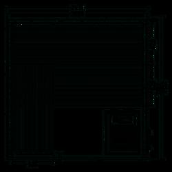 SAUNA TRADITIONNEL MORZINE LARGE